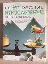 14515: Le régime hypocalorique : Votre poids idéal de Dr M.a. Doerflinger [TBE]