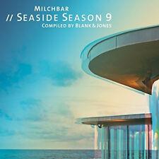 Various Artists : Milchbar // Seaside Season 9: Compiled By Blank & Jones CD
