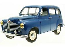 SOLIDO 1/43 METAL RENAULT COLORALE PRAIRIE 1953 Bleue !!!!!