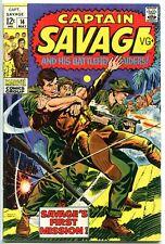 CAPTAIN SAVAGE AND HIS BATTLEFIELD RAIDERS #14