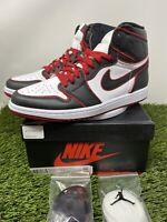 New Air Jordan 1 Retro High OG Bloodline Sz 11.5 555088 062 Rare Free Shipping🔥