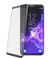 Samsung Galaxy S9 Plus Screen Protector Premium Tempered Glass Clear 3D HD 3PACK