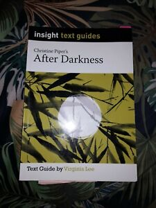 Insight text guides Christine Piper's After Darkness by Virginia Lee