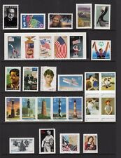 US 2003 NH Complete Commemorative Year Set 76 stamps listed below- Free USA Ship