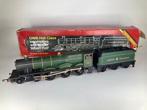 Triang/Hornby GWR Class 49xx 4-6-0 Albert Hall 4983 OO Gauge Locomotive