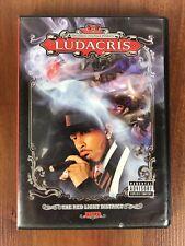 Ludacris Red Light District DVD 2005 Hip Hop Rap Culture Marijuana Amsterdam