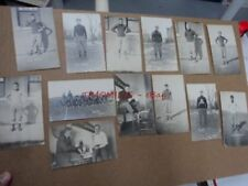 1910 South Dakota State College Football Team Real Photo Postcard Lot Jackrabbit