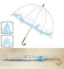 Sailor Moon Crystal Make Up Vinyl Umbrella Serenity & Endymion Blue Licensed New