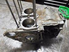 honda cb350 CL350 twin main engine center crank cases block 1970 1971 1972 1973
