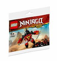 LEGO® NINJAGO™ 30533 - Kais Mech Polybag, NEU & OVP