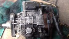 1998 seat Alhambra fuel injection pump