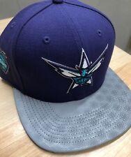 huge discount ff22a c72a7 Era 9fifty NBA Charlotte Hornets Purple silver Snapback Hat
