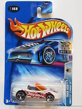 Hot Wheels 2004 Track Aces Corvette Stingray 111 #168 Factory Sealed