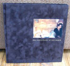 SIGNED Nan Goldin Fantastic Tales The Photography of HC Exhibition Catalogue