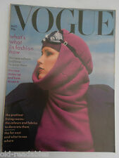 VOGUE * AUGUST 1975 - MINT COPY * More Birthday Issues in our shop-
