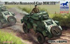 Bronco 1/35 35112 Humber Armored Car MK.III