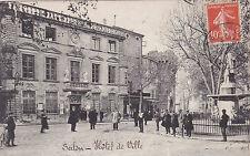SALON hôtel de ville timbrée