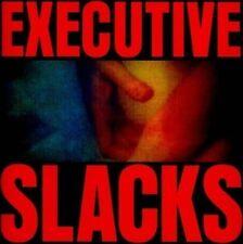 Executive Slacks - Fire & Ice CD 2012 new wave synth gothic Killing Joke