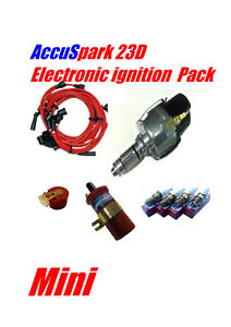 Classic Mini 23D Full electronic ignition and distributor performance kit