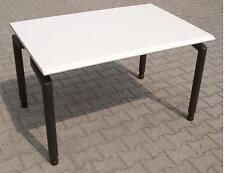 Schreibtisch - Arbeitstisch - Tisch - beschichtet - mit verschiebbarer Platte