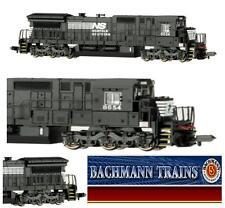 BACHMANN 85055 LOCOMOTORE DIESEL a 6 ASSI GE Dash 8-40C N.S. DCC READY SCALA-N