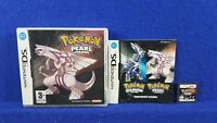 ds POKEMON Pearl Version Lite DSi 3DS PAL UK REGION FREE