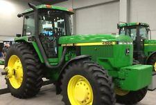 John Deere 4055 - 4960 Tractor Service Repair & Workshop Manual Set.