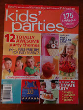 Better Homes and Gardens Kids' Parties & Bright Ideas Party Themes