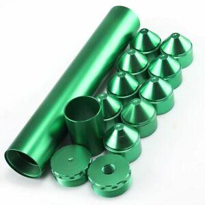 """Car Fuel Filter 13PCS 10"""" 1/2-28 5/8-24 Solvent Trap for NAPA 4003 WIX 24003 M14"""