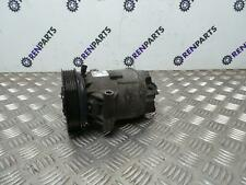 Renault Megane II 02-2009 A/C Air Conditioning Compressor 1.5 DCI K9K724 86BHP