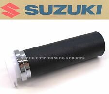 New Suzuki Right Throttle Tube & Grip Many 91~16 Cruiser Models (See Notes) P173