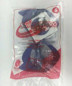 McDonald's Happy Meal Toy DC Superhero Batgirl Mask #6 Sealed Collectible Item