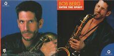 Bob Berg - Enter the spirit - feat. Chick Corea, Dennis Chambers - Stretch/GRP