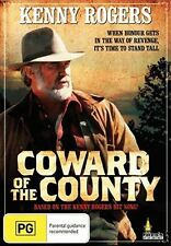 Coward Of The County Kenny Rogers DVD NTSC Region Free New Sealed