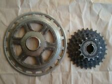 Vintage Suntour Perfect 5-speed Freewheel + Chain Guard