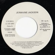 "JERMAINE JACKSON ""I THINK IT'S LOVE"" SPANISH PROMO 7"" VINYL / THE JACKSONS 5"