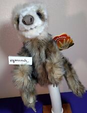 NWT Baby Sloth Folkmanis Hand Puppet