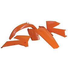 Acerbis Replica Plastic Kit KTM Orange for KTM 250 EXC 2005