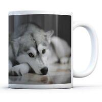 Awesome Siberian Husky - Drinks Mug Cup Kitchen Birthday Office Fun Gift #8636