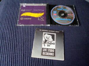 CD The Sheffield Lab Coustic Set-UpTest Demonstration Disc Audiophile Reference