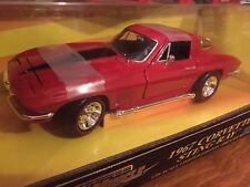 Ertl 1:18 1967 Chevrolet Corvette Sting Ray Coupe 427 32275
