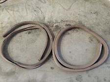 1975-77 Toyota Celica Door Jam WindowLace Complete Pair