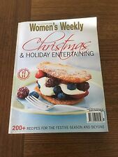 Women's Weekly Christmas and Holiday Entertaining 2007