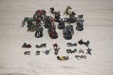Warhammer 40k Space Orks-Orko Nobz X 10