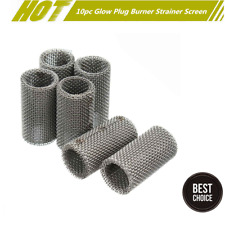 10X Glow Plug Burner Strainer Screen For Eberspacher Heaters D2 D4 252069100102