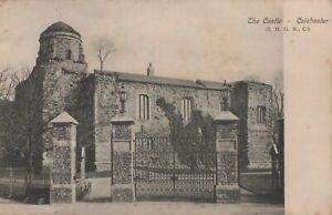 Essex Postcard - The Castle, Colchester   RS23081