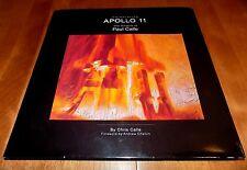 CELEBRATING APOLLO 11 THE ARTWORK OF PAUL CALLE NASA ARTIST AUTHOR SIGNED Book