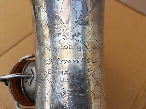 1928 CONN CHU BERRY ALT / ALTO SAX / SAXOPHONE - made in USA