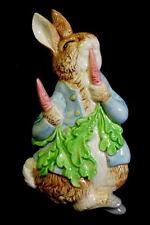"""Beatrix Potter """"Peter Rabbit Wall Plaque"""