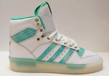Adidas Rivalry FV4526 Mens Shoes Trainers Basketball OG Green Hi Tops Size UK 9